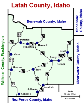 Latah County, Idaho - Wikipedia on georgia counties map with cities, idaho medicaid regions map, tennessee counties map with cities, idaho highway map, nc counties map with cities, ohio counties map with cities, missouri counties map with cities, virginia counties map with cities, maryland counties map with cities, kentucky counties map with cities, oregon counties map with cities, oklahoma counties map with cities, indiana counties map with cities, all idaho cities, colorado counties map with cities, california counties map with cities, pa counties map with cities, michigan counties map with cities, alabama counties map with cities, florida counties map with cities,