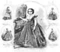 Lavinia Warren, the Queen of Beauty.png