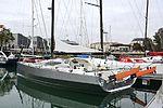 Le voilier de course Exocet (1).JPG