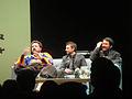 LeetUp - Kevin Smith, Chris Hardwick, Doug Benson (6951354421).jpg