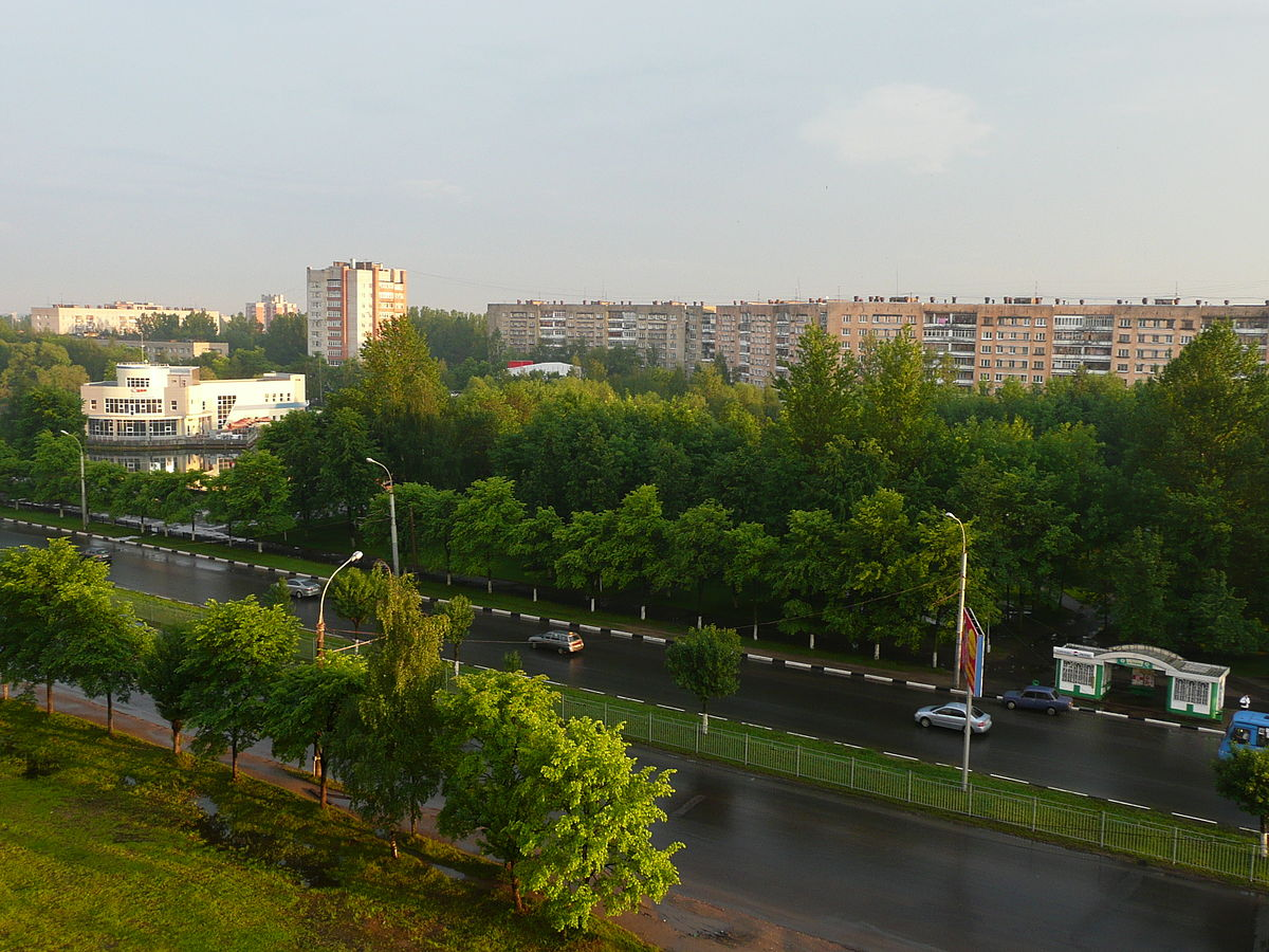 Ленинградский проспект (Ярославль) — Википедия