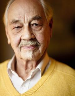 Lennart Hellsing i juli 2010.