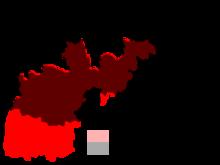 Сравнение территорий Санкт-Петербургской губернии (1914) и нынешней  Ленинградской области 82f27f9e9b0