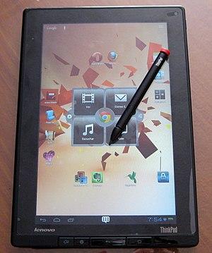 ThinkPad Tablet - Wikipedia