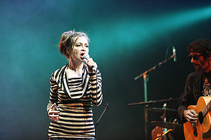 Les Rita Mitsouko - Les Rita Mitsouko at the Eurockéennes, 2007