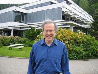 Leslie Valiant British computer scientist