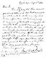 Letter relating to vaccination in America. Wellcome M0010988.jpg