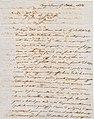 Lettera di Giovanni Ansaldo, prima pagina, 1853.jpg