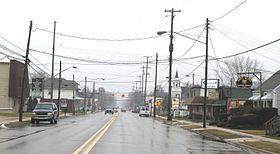 Lewis Avenue Facing South Temperance Michichigan.JPG