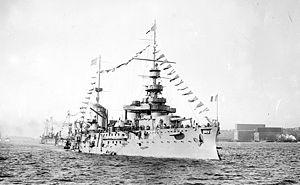 French battleship Liberté - Image: Liberte French Battleship LOC 04282u