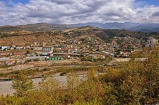 Librazhd Municipality in Elbasan, Albania