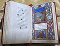 Libro d'ore di maddalena de' medici, mariano del buono, 1485-87, da aylesbury, buckinghamshire 01.JPG