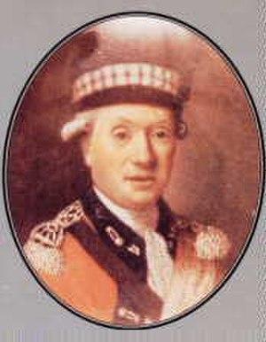 Allan Maclean of Torloisk - Image: Lieutenant Colonel Allan Mac Lean 2