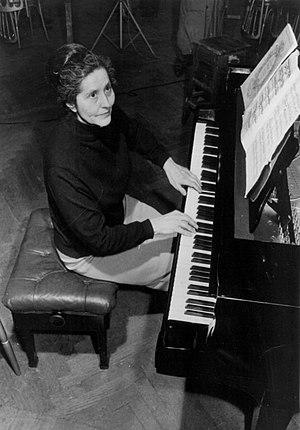 Lili Kraus - Kraus in 1971.
