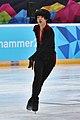 Lillehammer 2016 - Figure Skating Men Short Program - Jun Hwan Cha 2.jpg