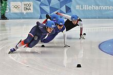 Short Track Speed Skating At The 2020 Olympic Winter Games.Short Track Speed Skating At The 2016 Winter Youth Olympics