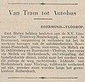 Limburgsch Dagblad vol 015 no 125 Van Tram tot Autobus, Roermond-Vlodrop.jpg