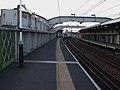 Limehouse station mainline platforms look west3.JPG