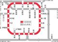Linemap of West Japan Railway Company Osaka loop Line.PNG
