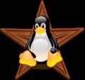 Linux Barnstar Hires.png