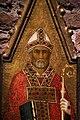 Lippo memmi, santo vescovo, 1330 ca. 03.jpg