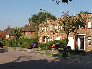 Hampstead Garden Suburb suburb of Hampstead, United Kingdom