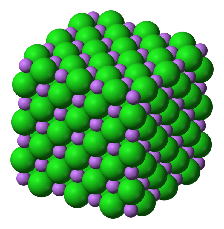 File Lithium Chloride 3d Ionic Png Wikimedia Commons