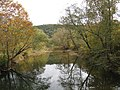 Little Cacapon River Little Cacapon WV 2008 10 13 02.JPG