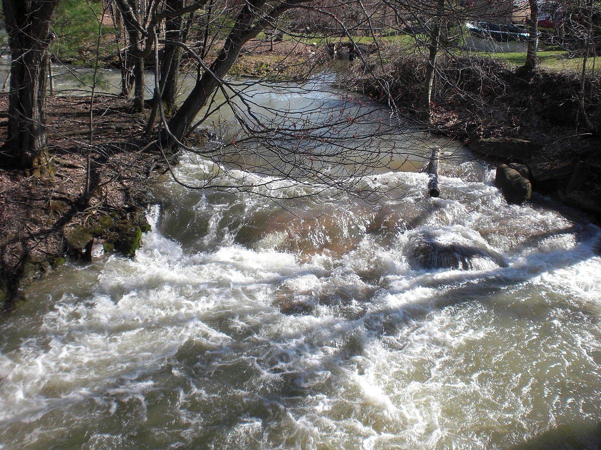 Speaking, would Flat waters lick creek chesapeakes thanks