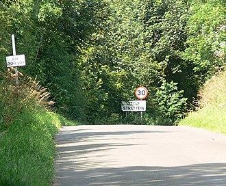 Little Stretton, Leicestershire - Image: Little Stretton leicestershire
