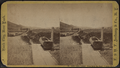Little Valley Village, from Rock City Road, looking West, from Robert N. Dennis collection of stereoscopic views.png