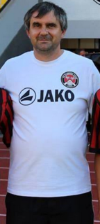 Ljubiša Stamenković Serbian footballer
