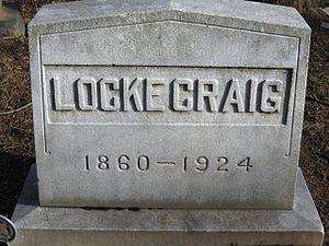 Locke Craig - Image: Locke craig