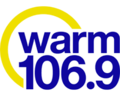 Logo Radio Warm 106.9.png