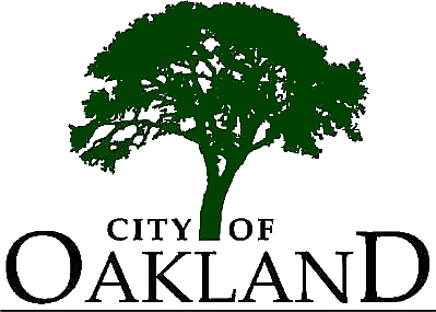 Coat of arms of Oakland, California