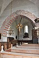 Lokrume kyrka, Gotland. Interiör..jpg