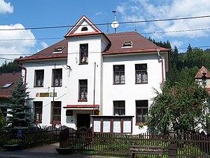 Dolní Lomná - Image: Lomna 1553