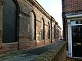 London-Woolwich, Royal Arsenal, Cadogan Rd, Cannon House 08.jpg