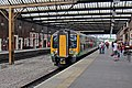 London Midland Class 350, 350104, Stoke-on-Trent railway station (geograph 4019502).jpg