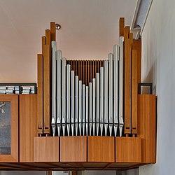 Lonsee Luizhausen Michaelskirche Orgelprospekt 2020 03 15.jpg
