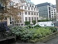 Looking from the Shakespeare Garden into Aldermanbury - geograph.org.uk - 1256803.jpg