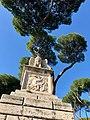Lord Byron Statue, Villa Borghese (44674760170).jpg