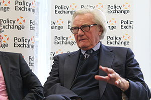 Michael Heseltine - Heseltine speaking to Policy Exchange in 2013