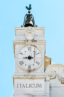 orologio italico