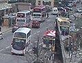Lothian Buses buses on Princes Street, Edinburgh, 4 April 2010.jpg