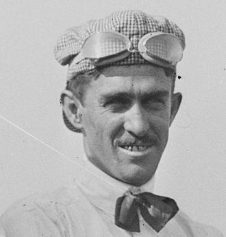 Louis Disbrow - Disbrow at the 1911 Indianapolis 500