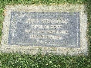 Lou Rosenberg - Image: Louis Rosenberg IMG 1476