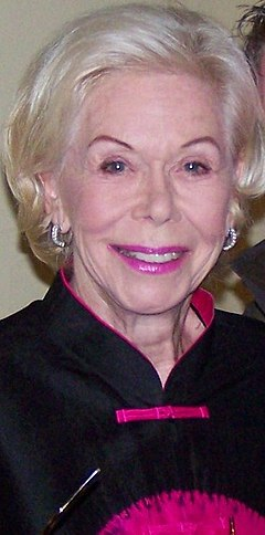 Louise Hay 2008.