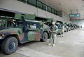 Louisiana National Guard at Morial Convention Center Hurricane Isaac.jpg