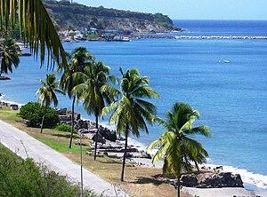 Santo Eustáquio: Lower Town Sint Eustatius